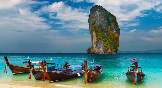 5 Days Pattaya – Bangkok Tour