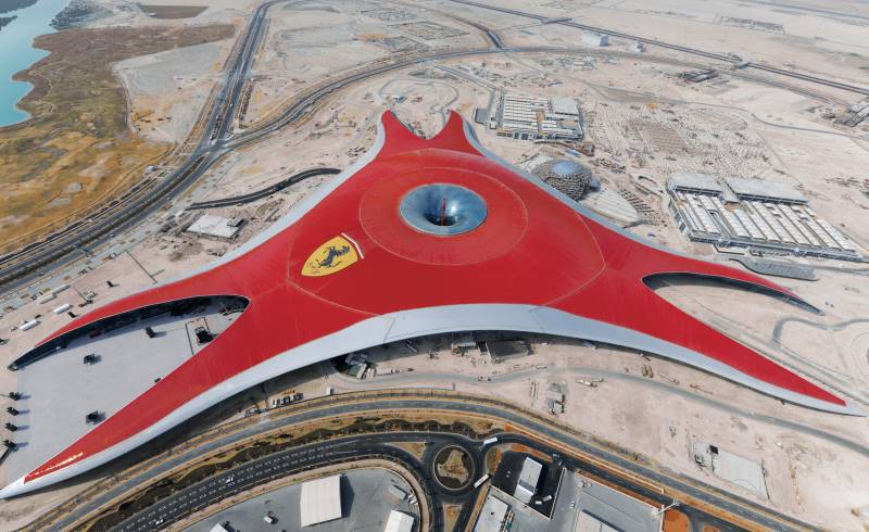 5 Days Dubai with Ferrari World Tour