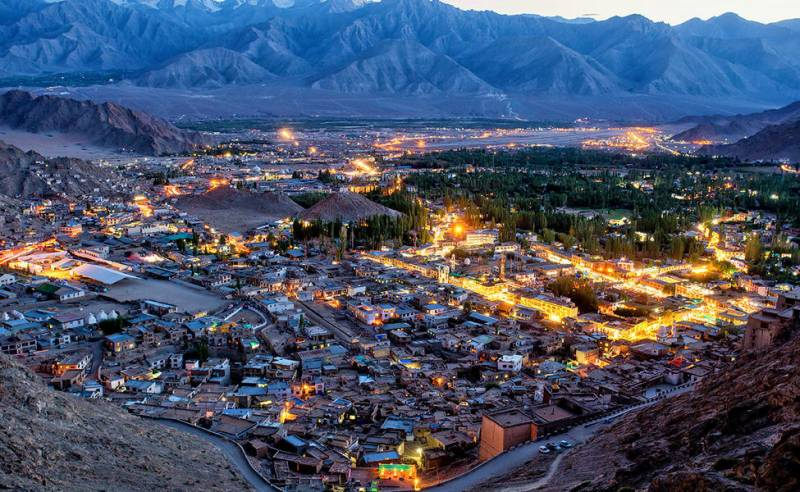 7 DAYS LEH -LADAKH PACKAGE (DELUXE)