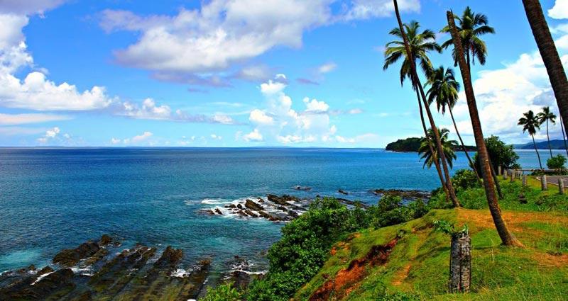 Port Blair - Havelock - Baratang Tour