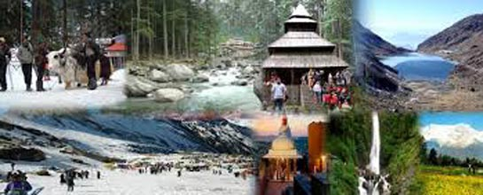 Himachal – Amritsar – Chandigarh Tour 11N & 12D