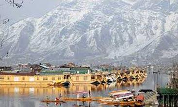 Charming Kashmir Package