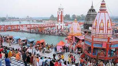 Haridwar - Rishikesh - Agra - Vrindavan Tour