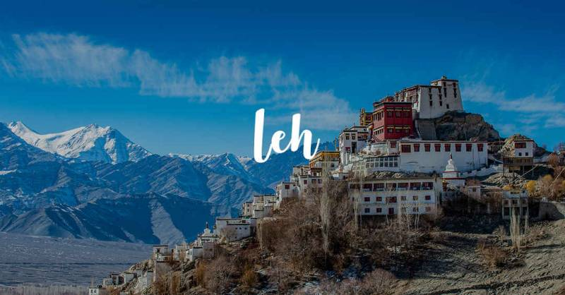 Ladakh Wonders Package