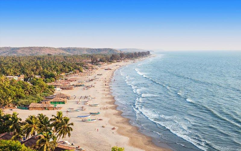 Luxurious Goa -3N/4D Tour