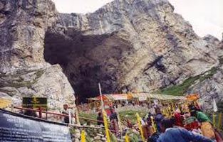 Holy Amarnath Sharine Package