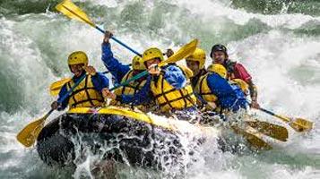 Rafting in Rishikesh Package