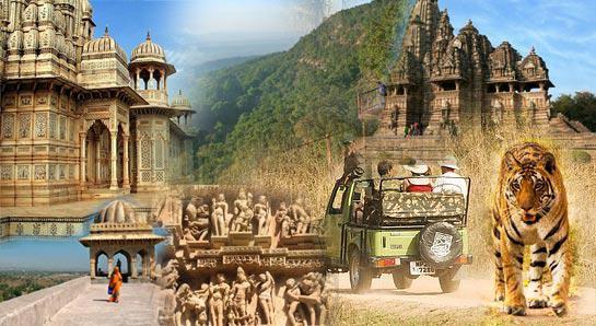 Madhya Pradesh Holiday Package
