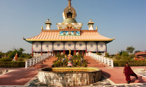 Lumbini-kathmandu-pokhara Tour
