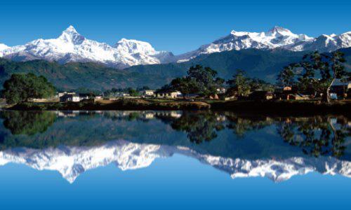 Lumbini Kathmandu Nagarkot Tour