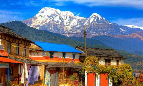 Nepal Tour Program