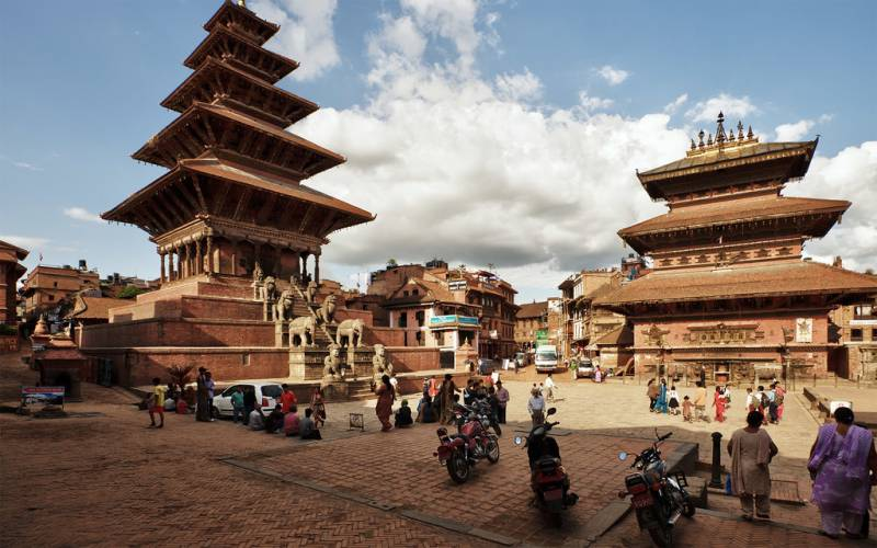 Tour Program with Bhaktapur & Patan Tour