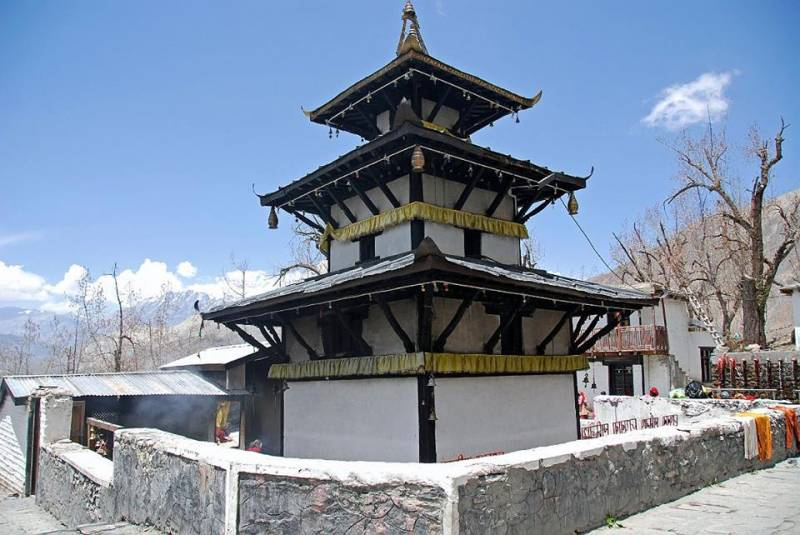 3 Night 4 Days with Muktinath Yatra By Air