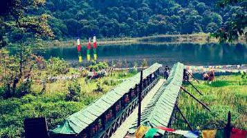 Darjeeling/Sikkim.Our At A Glance Tour ( Trekking )