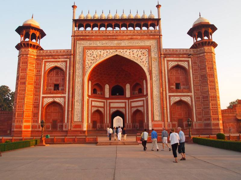 Amritsar with Fatehpur Sikri Tour