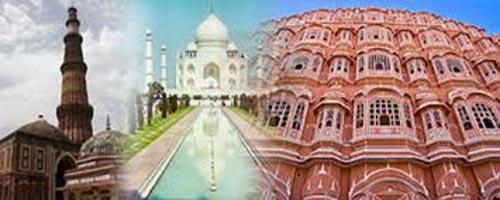 Delhi - Jaipur - Agra - Mathura (Golden Tringle) Tour