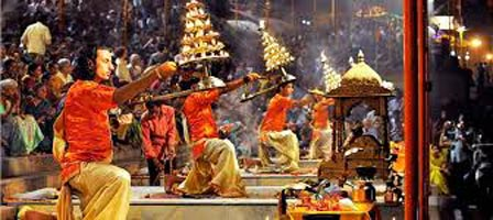 Spirituality & River Ganges Aarti Tour