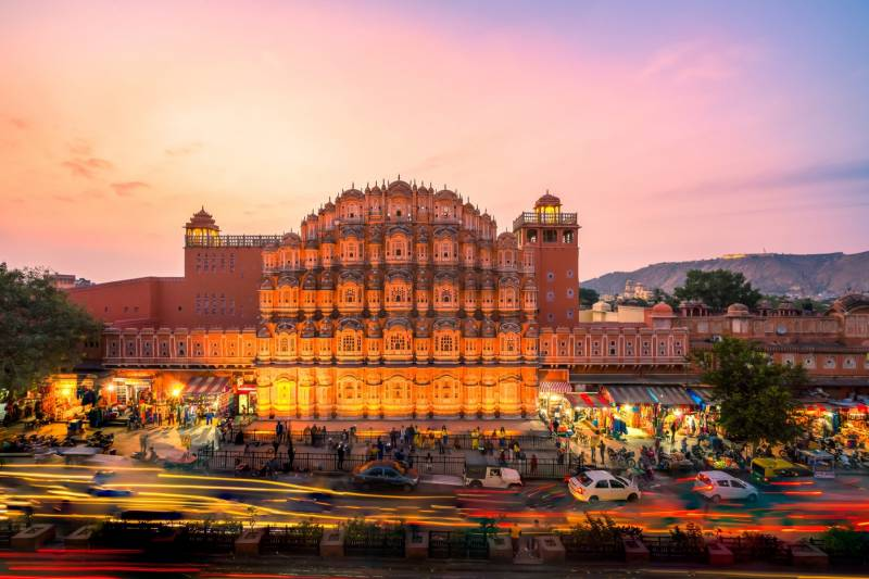 Rajasthan with Varanasi Ganges Tour