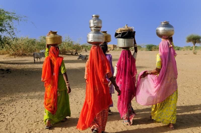 Rajasthan with Village Tour