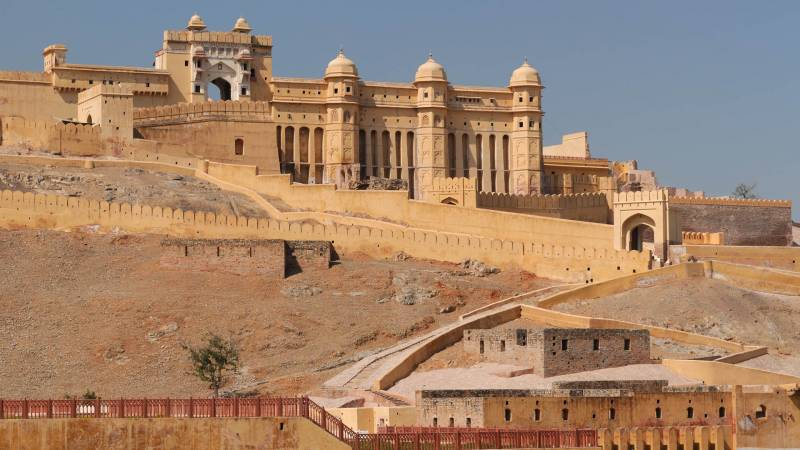 Rajasthan Heritage Tour Package (By road)