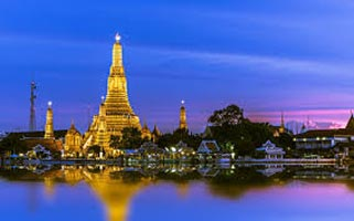 Thailand with Avani Atrium Tour