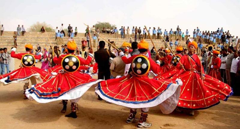 Jaisalmer Desert Festival Tour