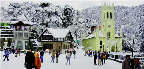 Delhi With Manali Tour