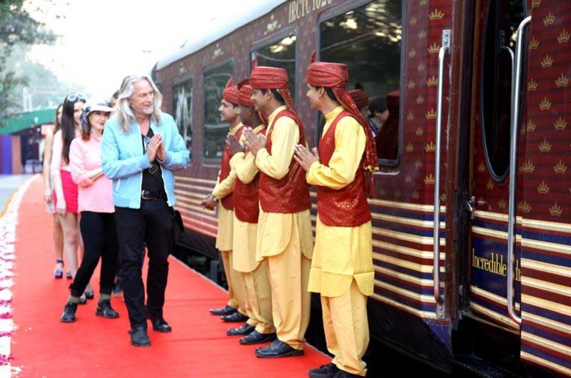 Maharaja Express – Gems of India Journey Tour