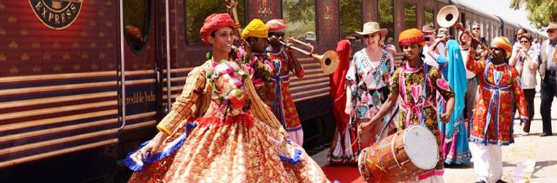 Maharaja Express The Indian Splendour Journey Tour