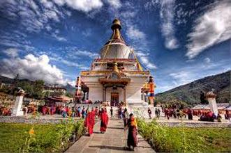Bhutan By Air (Ex Delhi) Tour