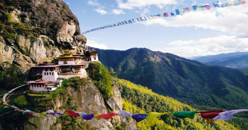 West Central Bhutan Tour