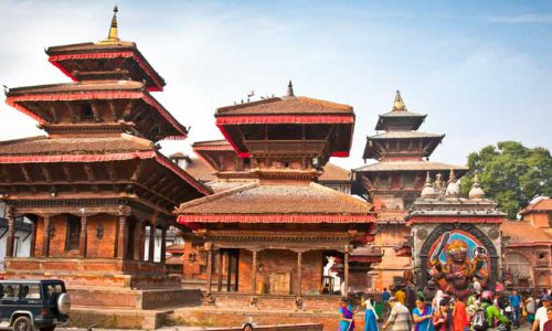 Nepal Tour Kathmandu Pokra - Nagarkot