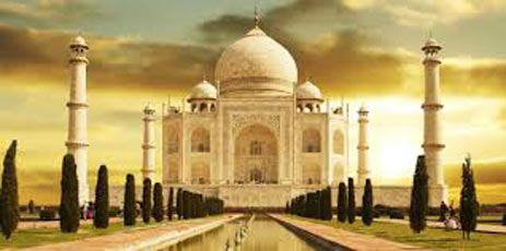 Taj Mahal with Bandhavgarh Tour