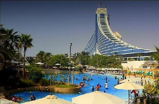 Dubai & Mauritius Magical Combo Tour