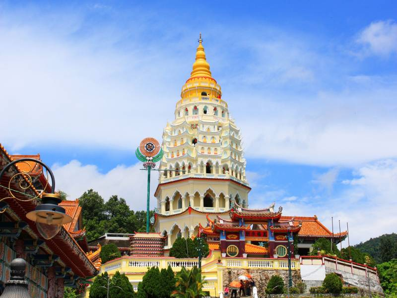 Penang Kuala Lumpur Tour
