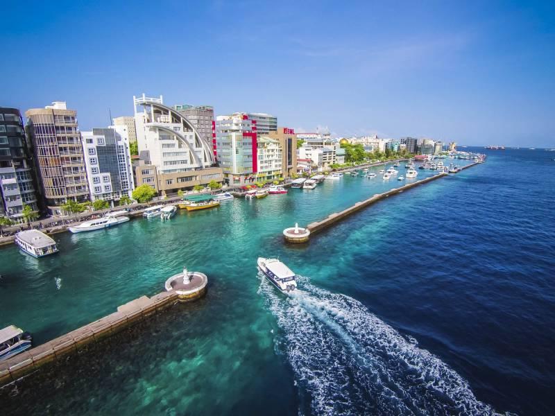 Maldives with City Tour Tour