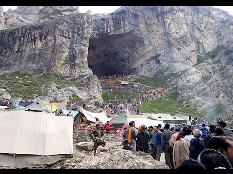 Amarnath with Kashmir Tour