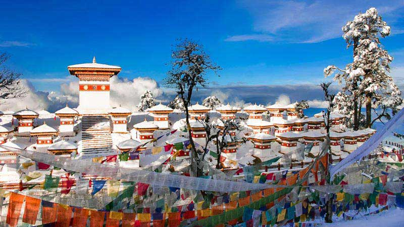 The Himalayan Splendor Tour