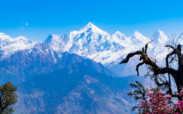 Glorious Kumaun with Himalaya Tour