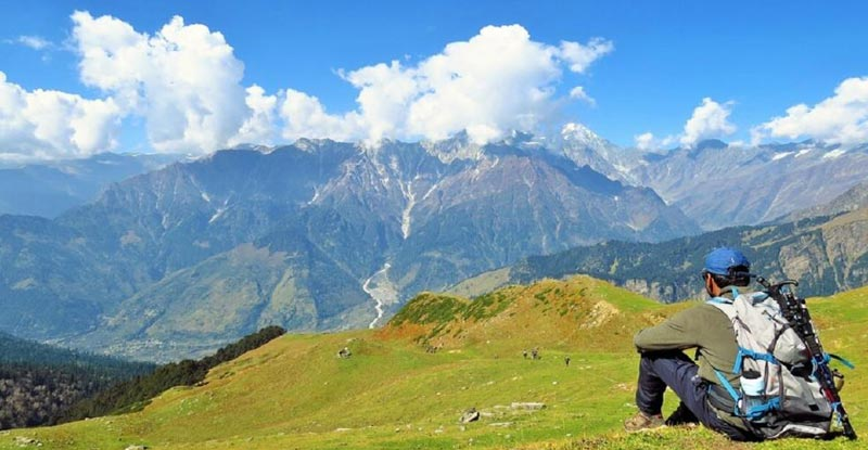 Dharamshala to Chamba Trek (Over Indrahar Pass) Tour