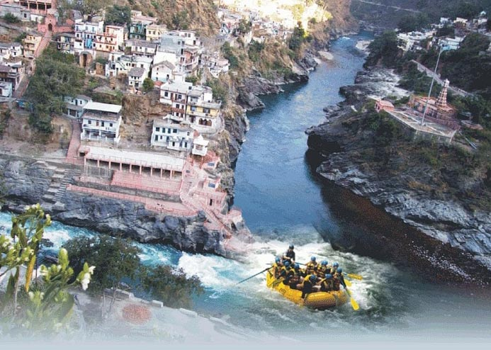 Kaudiyala Rishikesh River Rafting Tour Kaudiyala to Rishikesh River Rafting