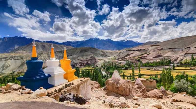 Manali – Ladakh – Manali Package 12 Days - June – October Month