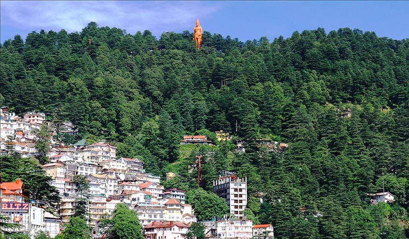 Romantic Kullu - Manali - Shimla Volvo Tour Package ( 6 Nights / 7 Days )