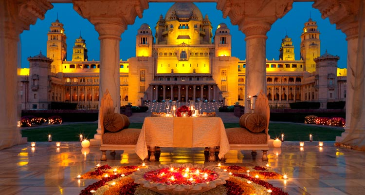 Jaipur - Pushkar - Jodhpur - Udaipur Tour Package