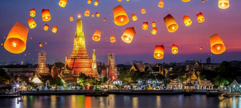 Unbeatable Thailand (4 star )4N/5D Package