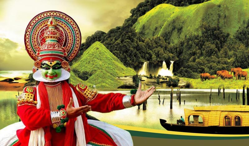 Kerala Delight Package