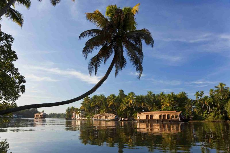 Inspiring Kerala 5 Days Tour