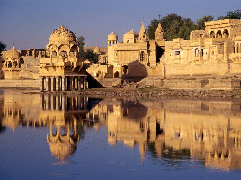 Rajasthan Golden Triangle 6 Days Tour