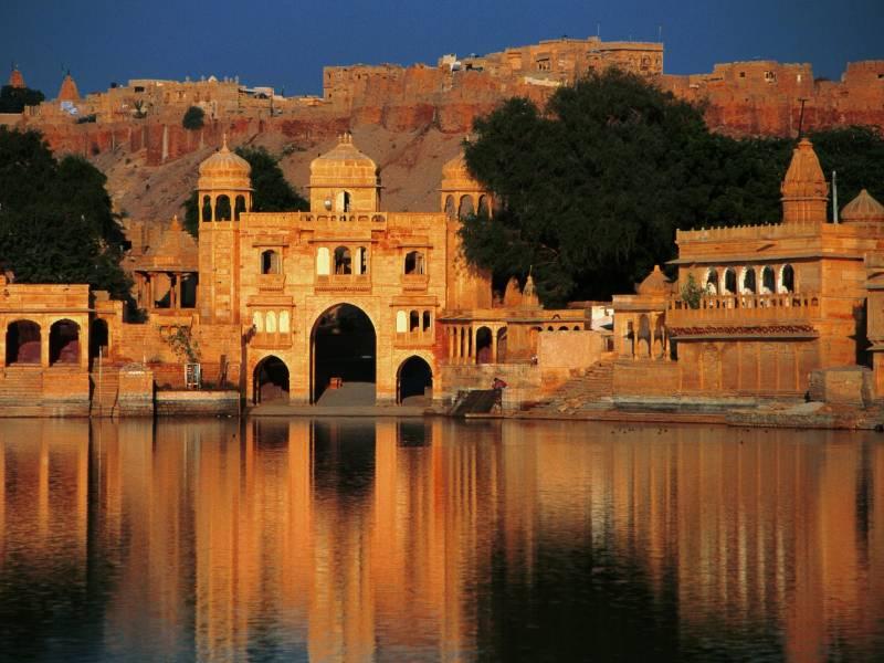 Rajasthan Mosaic 9 Days