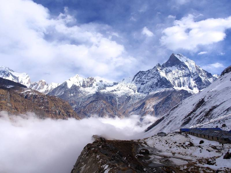 The Himalayan View Tour 6 Days Tour